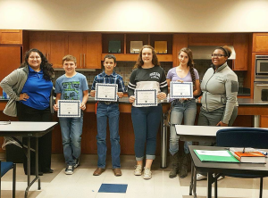 Cover photo for 4-H Youth Complete Career Development Program