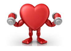 heart pumping iron