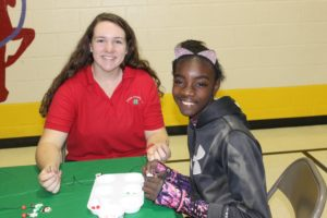 Cover photo for Union County 4-H's Annual Exceptional Children's Party Spreads Holiday Cheer to Youth and Volunteers