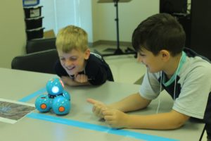 4H STEM Bytes Camp Dash & Dot