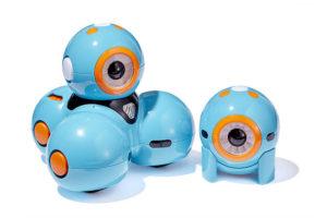 dash & dot basic coding robots