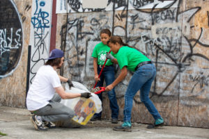 Cover photo for 4-H Afterschool Youth Inspired to Give Back