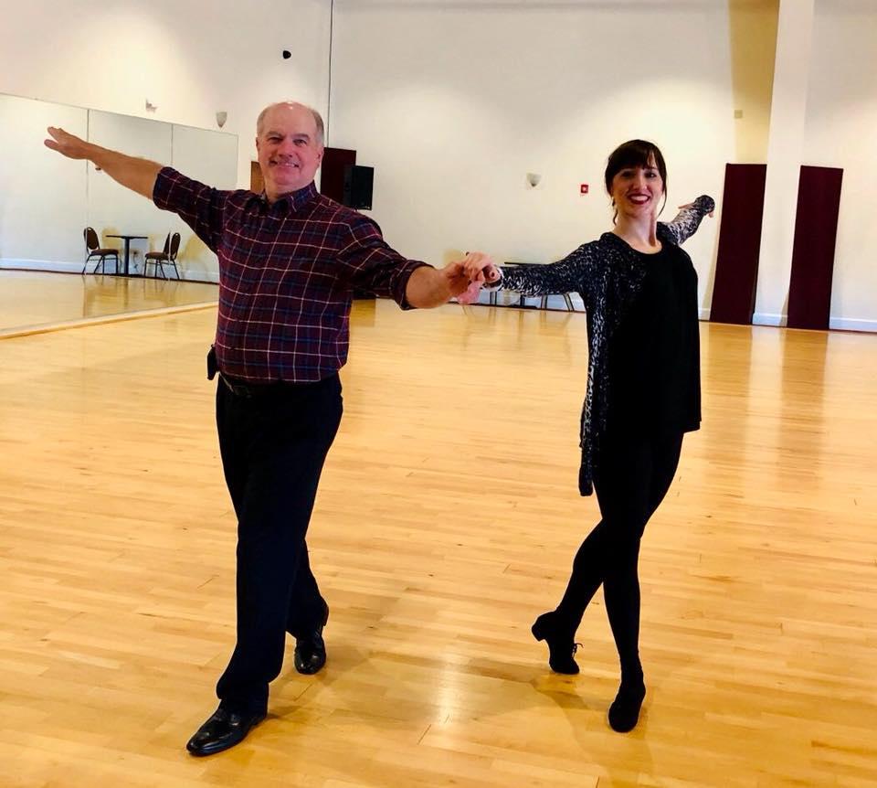 Jerry Simpson Dancin In The Clover Practice