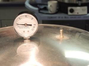 Pressure Canner Gauge