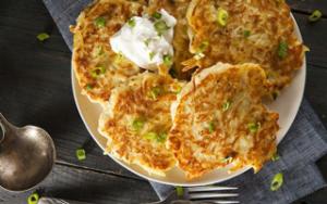Irish Potato Pancakes