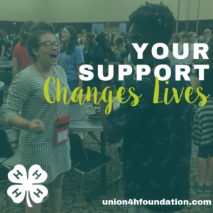 Support 4-H