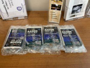 Radon Test Kits