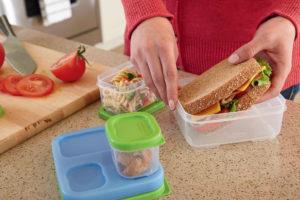Portioning Foods, Saving Foods