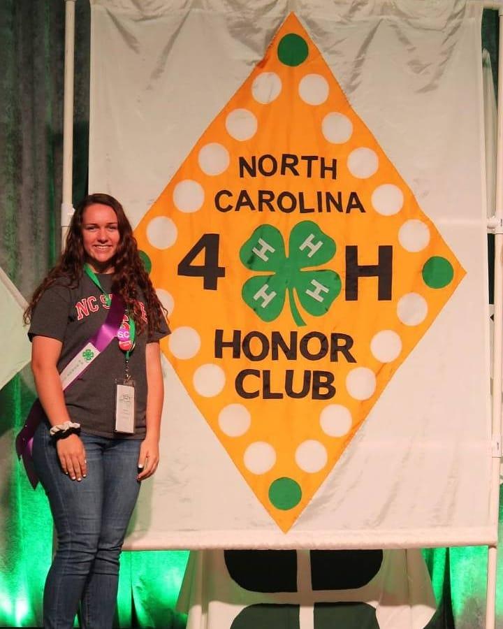 True Leaders in 4-H - Nikki Tuttle
