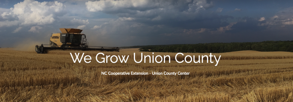 We Grow Union County Newsletter