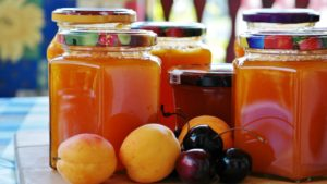 Jams and Fruits