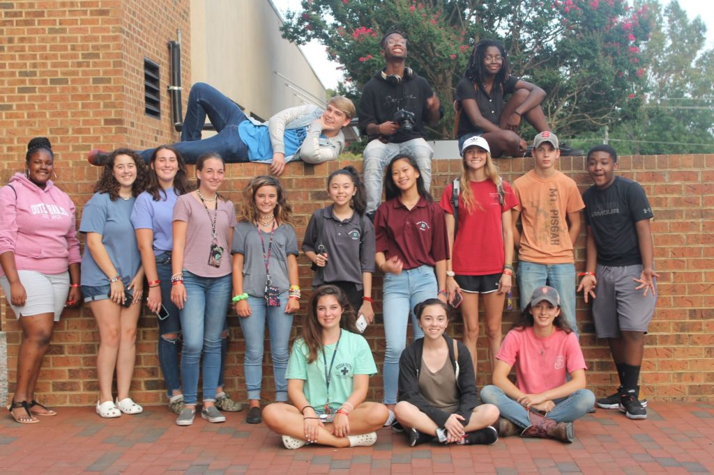 Union County 4H leaders attending Congress