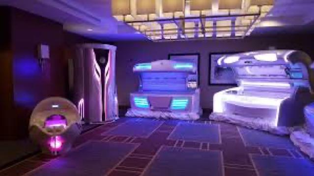 Indoor tanning beds