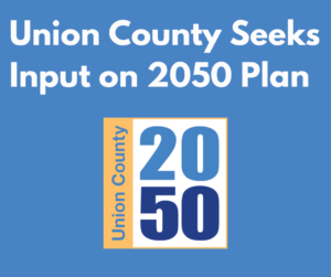 Union County 2050 plan graphic