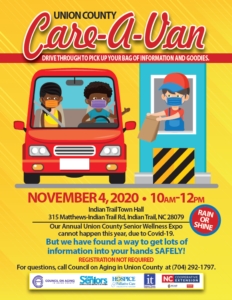 Care-A-Van Event Flyer