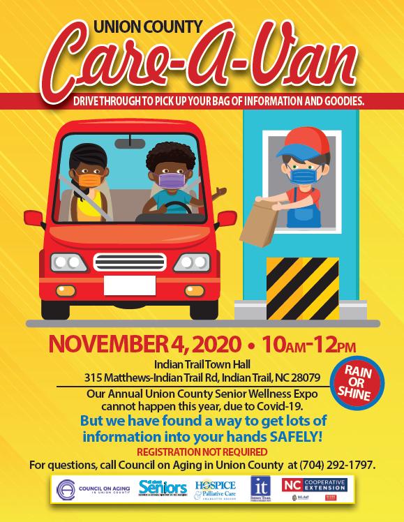 Care-A-Van Event Flyer