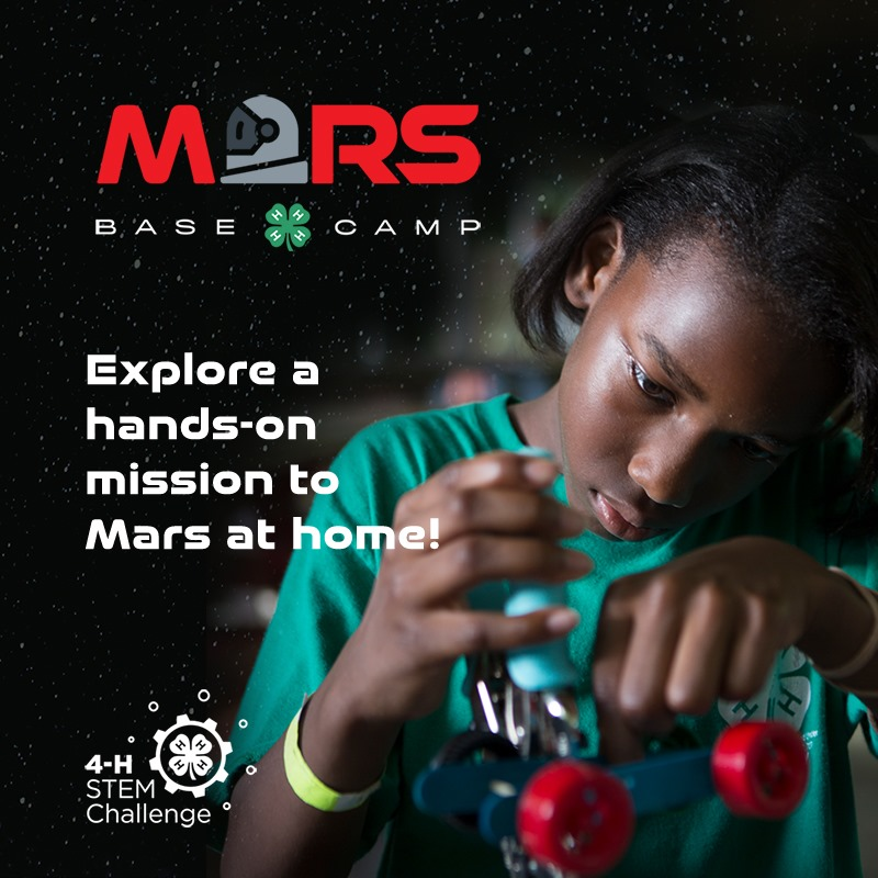 Mars Space STEM Challenge Photo