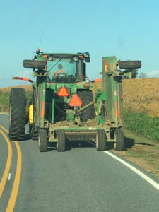 Cover photo for Share the Road and Keep Safe During Harvest