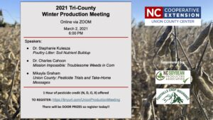 Cover photo for Tri-County Production Meeting
