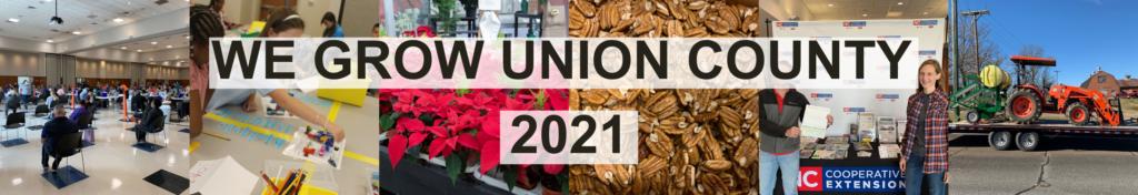 We Grow Union County 2021