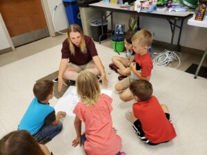 Mentoring 4-H