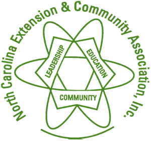 North Carolina Extension and Community Association Logo