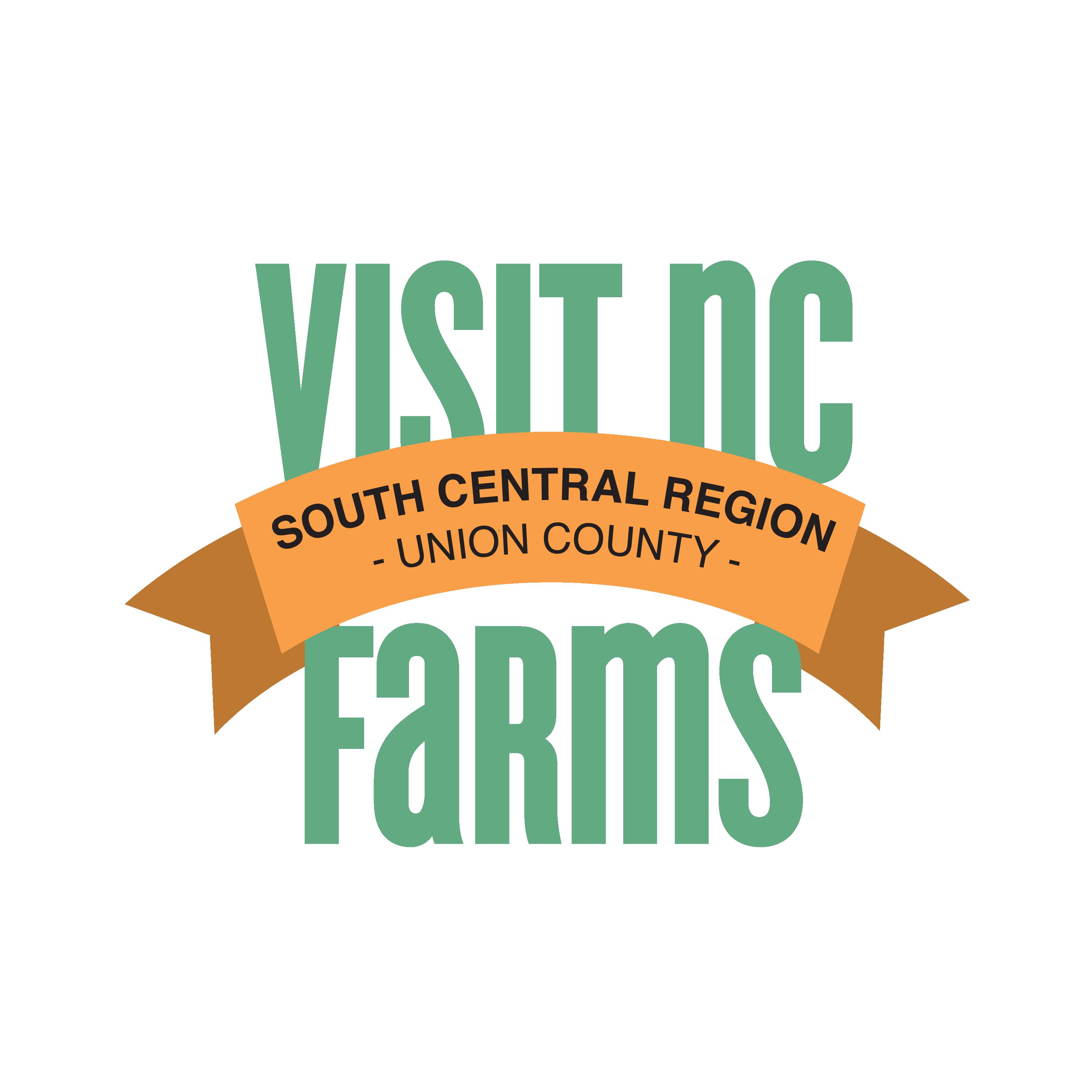 Visit North Carolina Farms Logo - Union County Local Foods