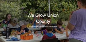 We Grow Union County - June 2021