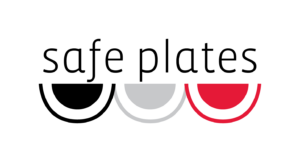Safe Plates Logo Red-Black